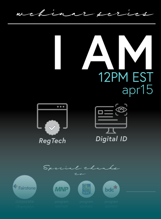 RegTech & Digital ID Webinar