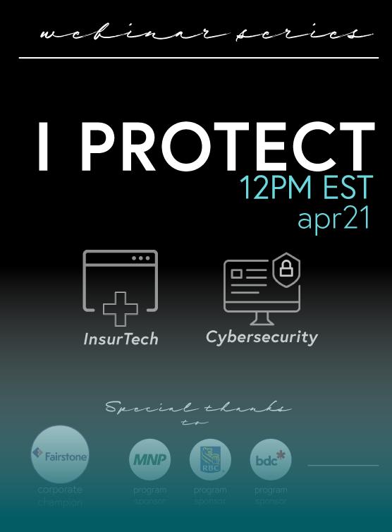 InsurTech & Cybersecurity Webinar